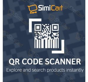 Rock your sales with barcode scanners integrated with Magento mobile SimiPOS now!