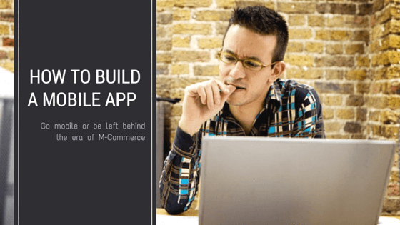 How to build mobile shopping apps