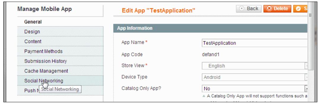 magento mobile app builder, mobile app, magento app