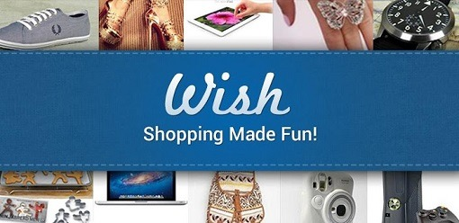 How to get mobile shopping apps like Wish