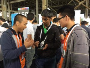 Talking about SimiCart, CEO Steve Ngo can't hide his excitement.