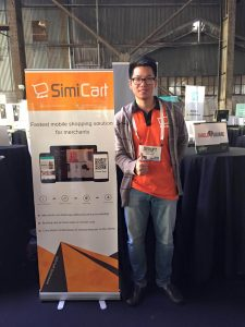 Let's drop by TechCrunch and visit SimiCart. Our Product Manager can't wait to talk to you.