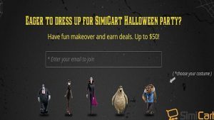 Product updates SimiCart around the corner Secret of the Halloween Day: To Engage with Customer During Holiday Shopping Season?