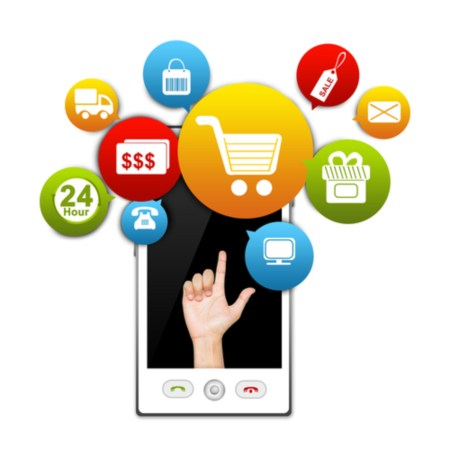 Mobile shopping apps the Hot Trend of mobile marketing