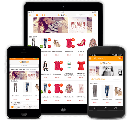 Mobile shopping app the New Trend of mobile marketing