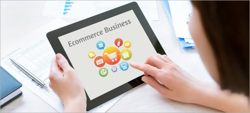 create a mobile sales app on ecommerce business