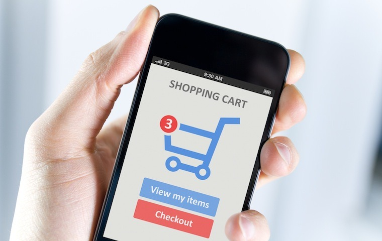 why you should adopt a mobile shopping cart