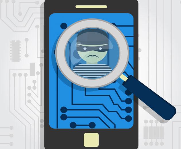 mobile sales app security status