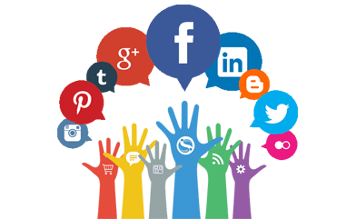 Utilize social media channels to increase the conversion rate