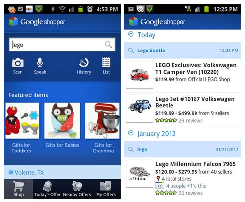 6 best mobile shopping app google shopper