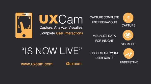 uxcam one of the most popular mobile usability testing tools