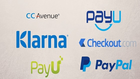 Payment for mobile shopping app