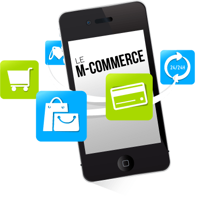 M-Commerce type - Shopping