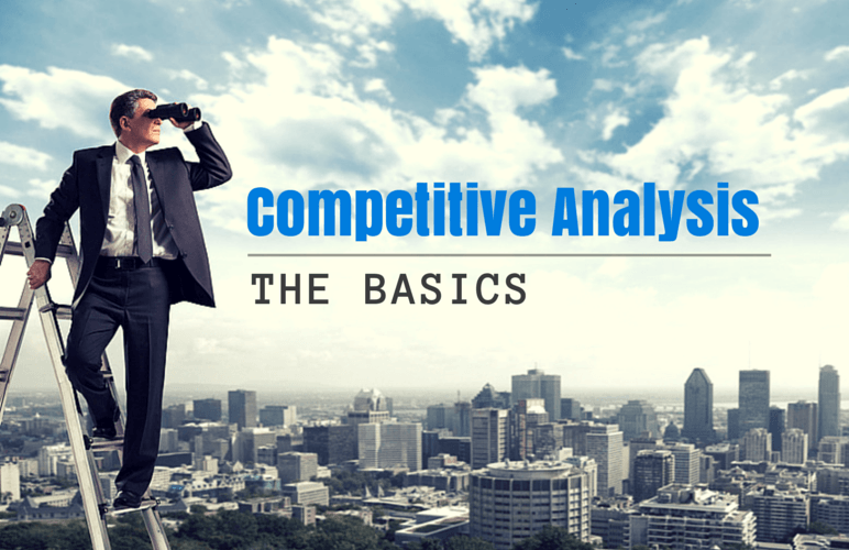 how to evaluate competitors of your online business