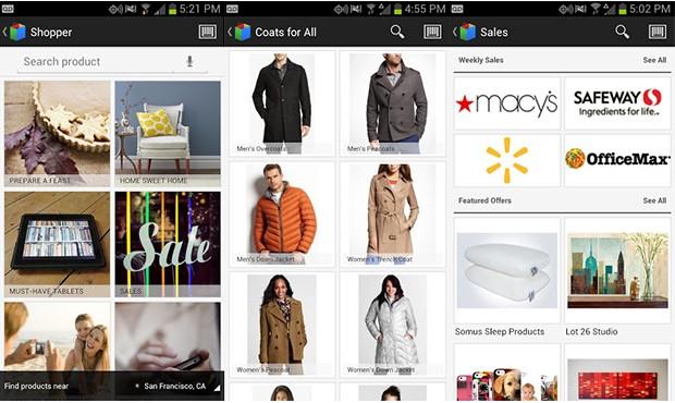 best mobile shopping googleshopper