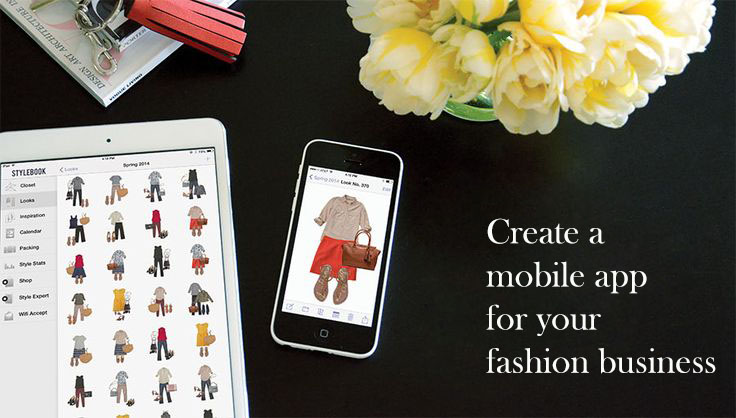 create a mobile app for your fashion business a popular trend