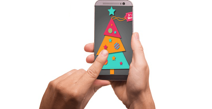 optimize holiday shopping app marketing: customize interface
