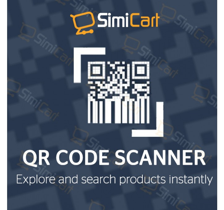 simicart barcode scanner