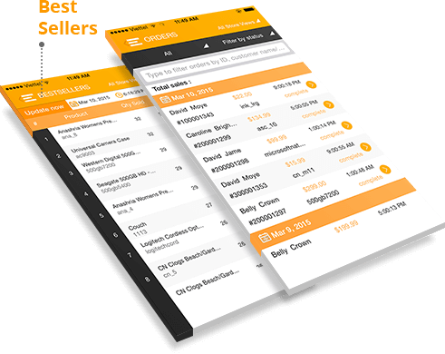 Simi mobile sales tracking bestseller