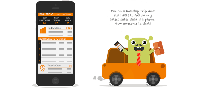 Simi Mobile sales Tracking dashboard