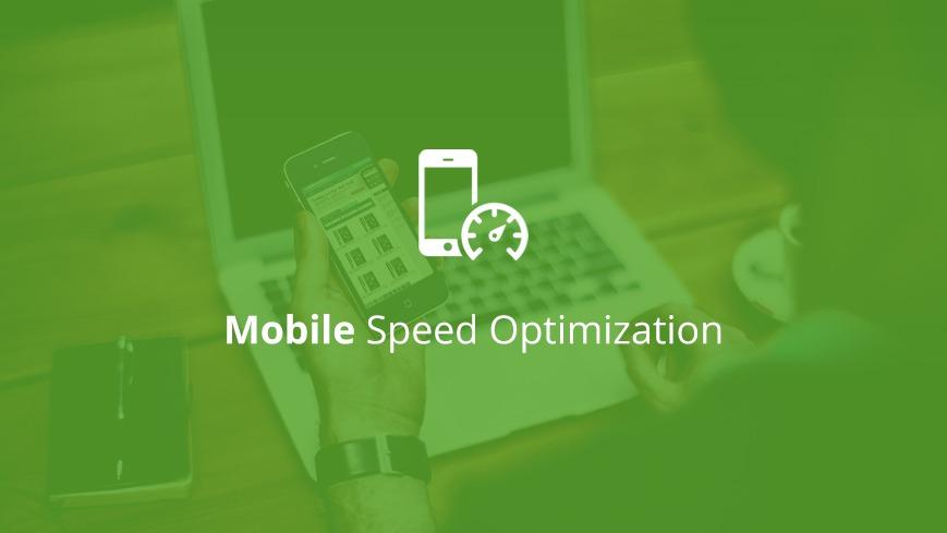 mobile shopping app speed
