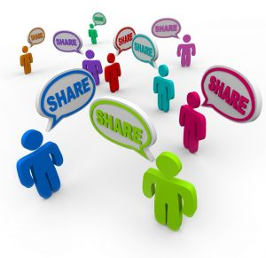 social share to increase sales on mobile apps