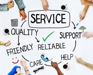good customer care service to increase sales online