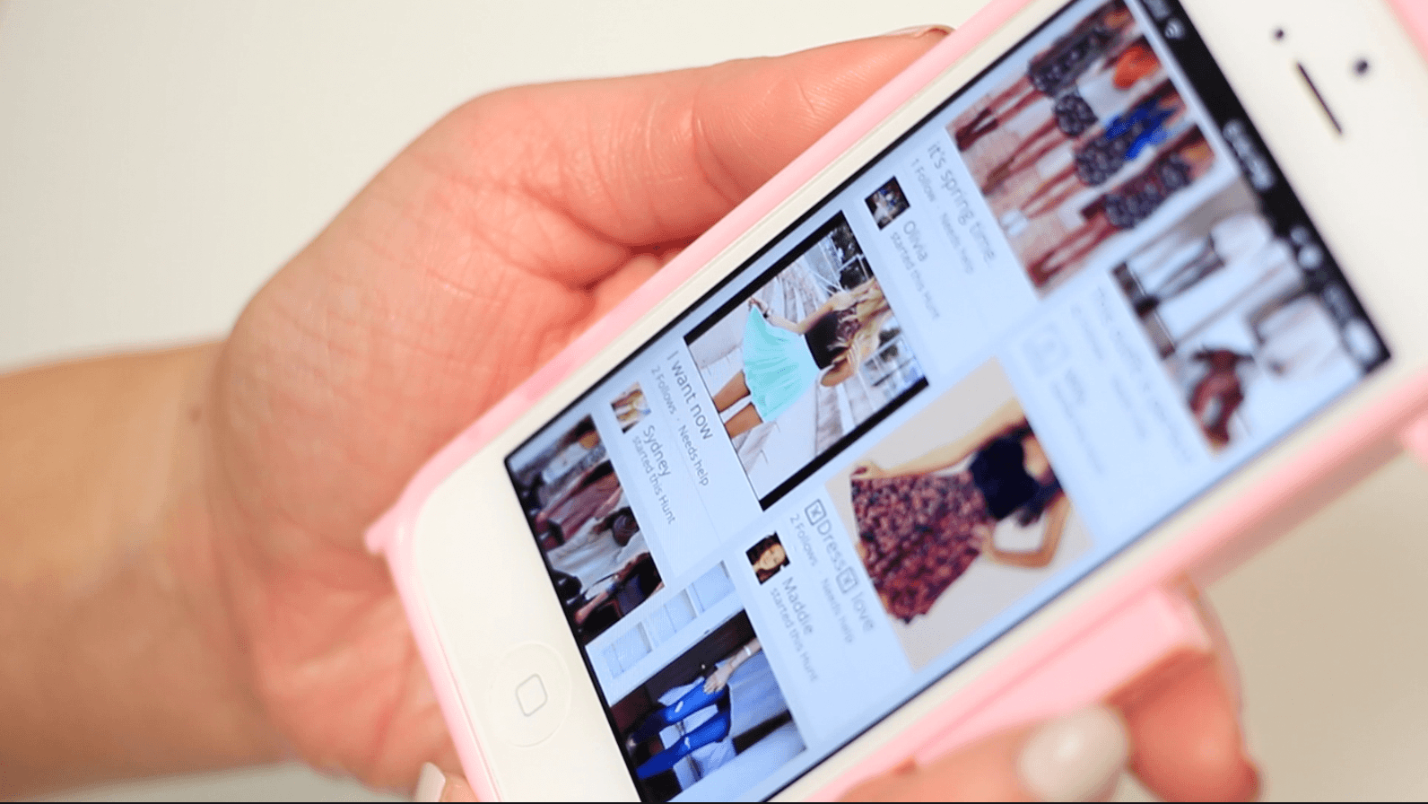 simi sales tracking for fashion shopping app 1