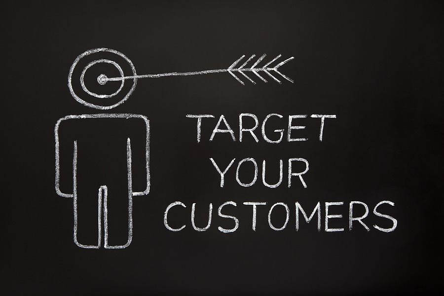 Targeting the right one - strategies to improve online sales