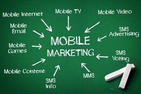 mobile marketing to increase sales via mobile