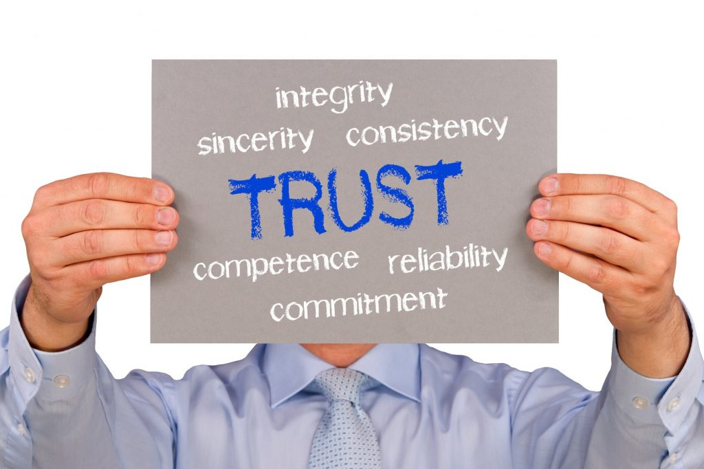 Shocking tips to increase business sales build trust