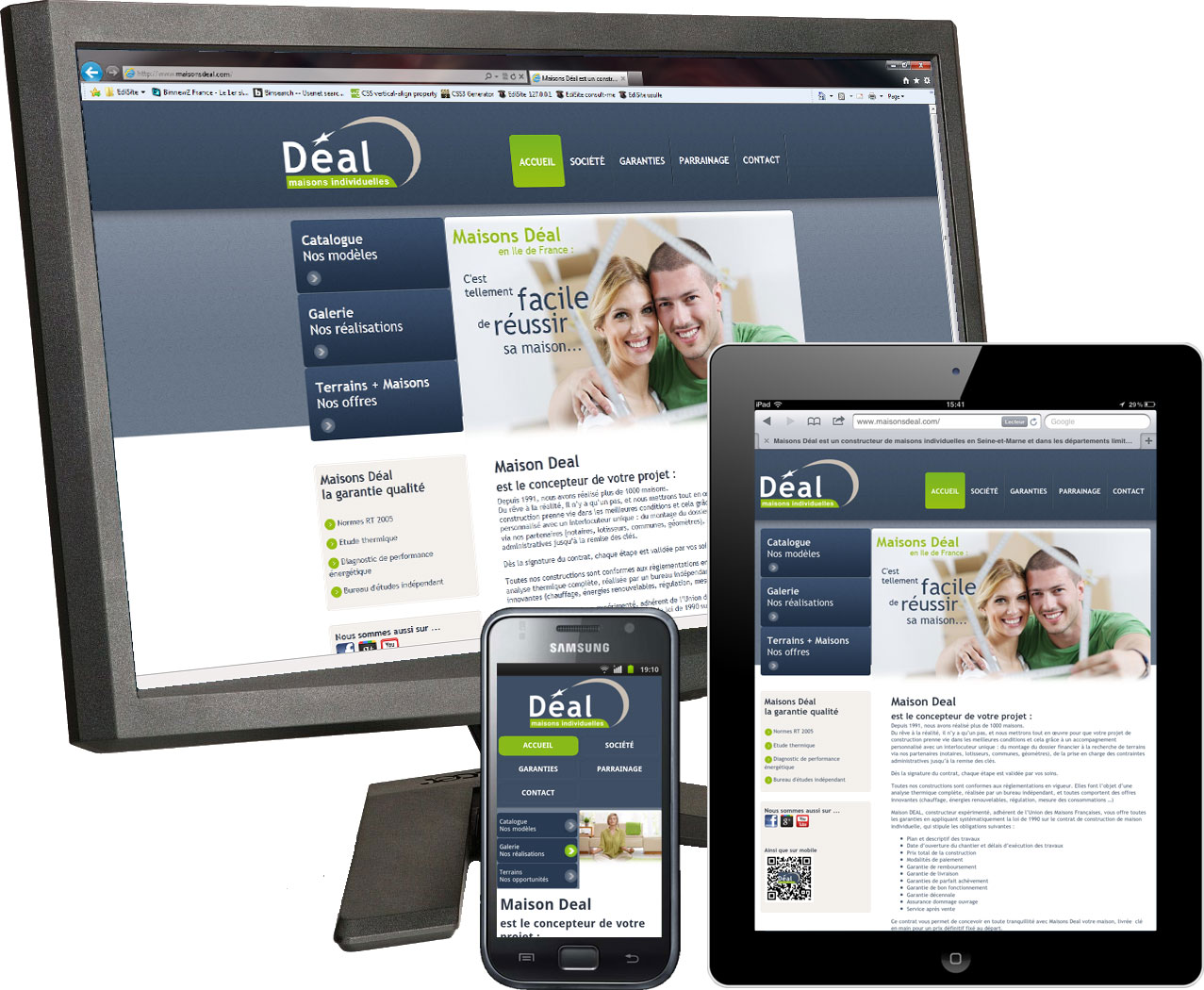 difference between mobile compatible site and mobile optimized site 4