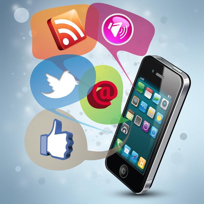social marketing for mobile app
