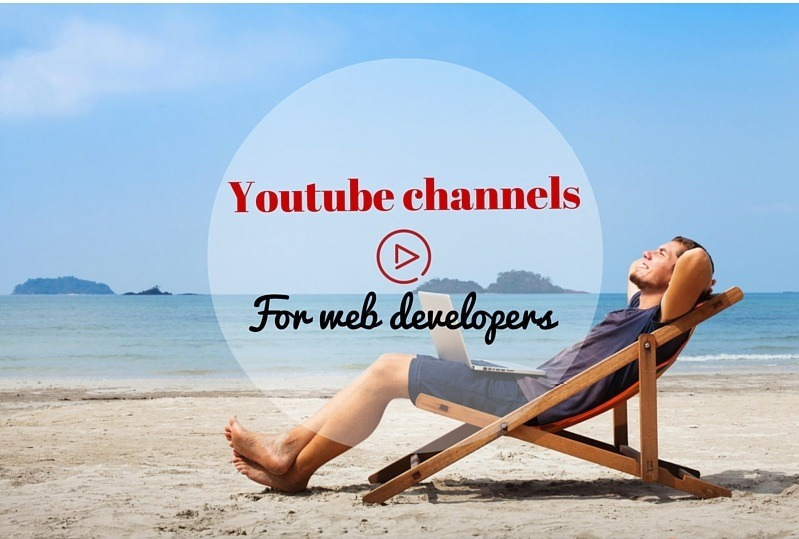 Greatest Youtube channels for web developers