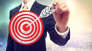 define target to improve sales