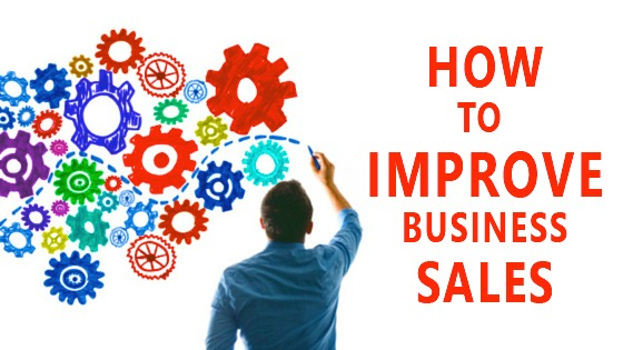 7 lifesaving tips about how to improve business sales