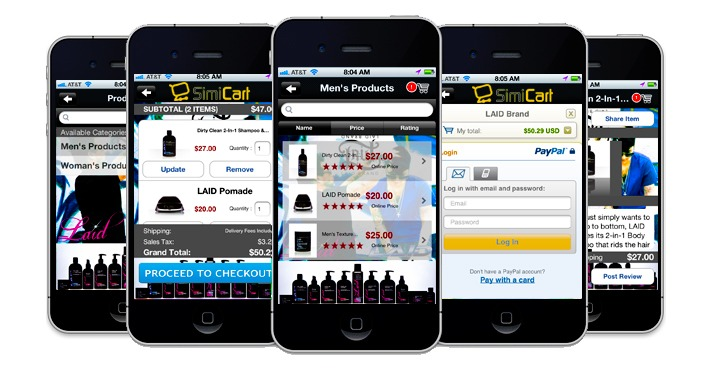 how to improve retail sales mobile shopping apps
