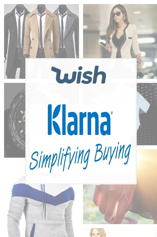 increase 40 percent in sales with Klarna Checkout combination with Wish