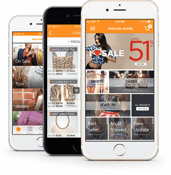 Tips for designing cool mobile shopping apps: Design a fabulous mobile experience