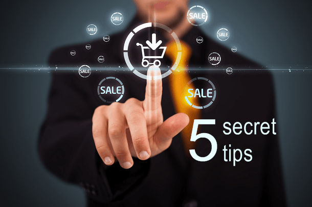 5 secret tips To Increase Online Sales
