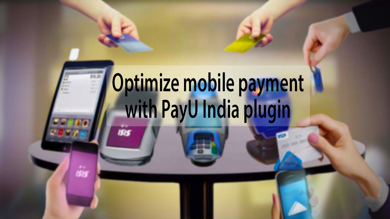 payu india plugin mobile payment