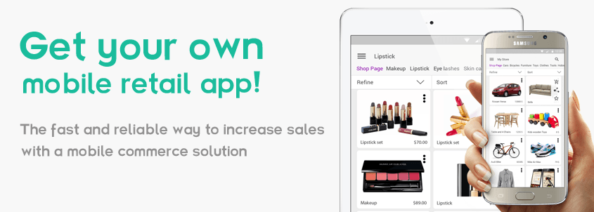ways to increase retail sales mobile shopping apps