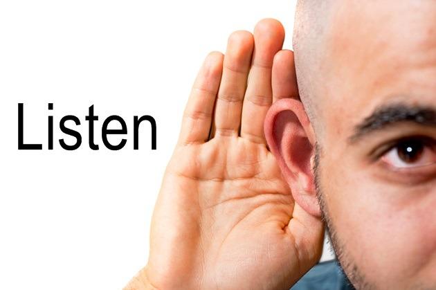Sales Improvement Ideas Listen