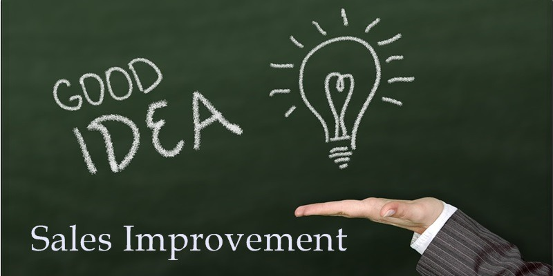 Sales Improvement Ideas