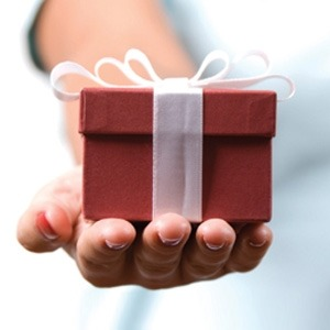 How to create customer loyalty - gift