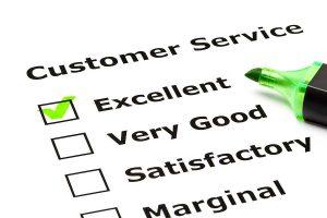 customer service helps to win customer loyalty