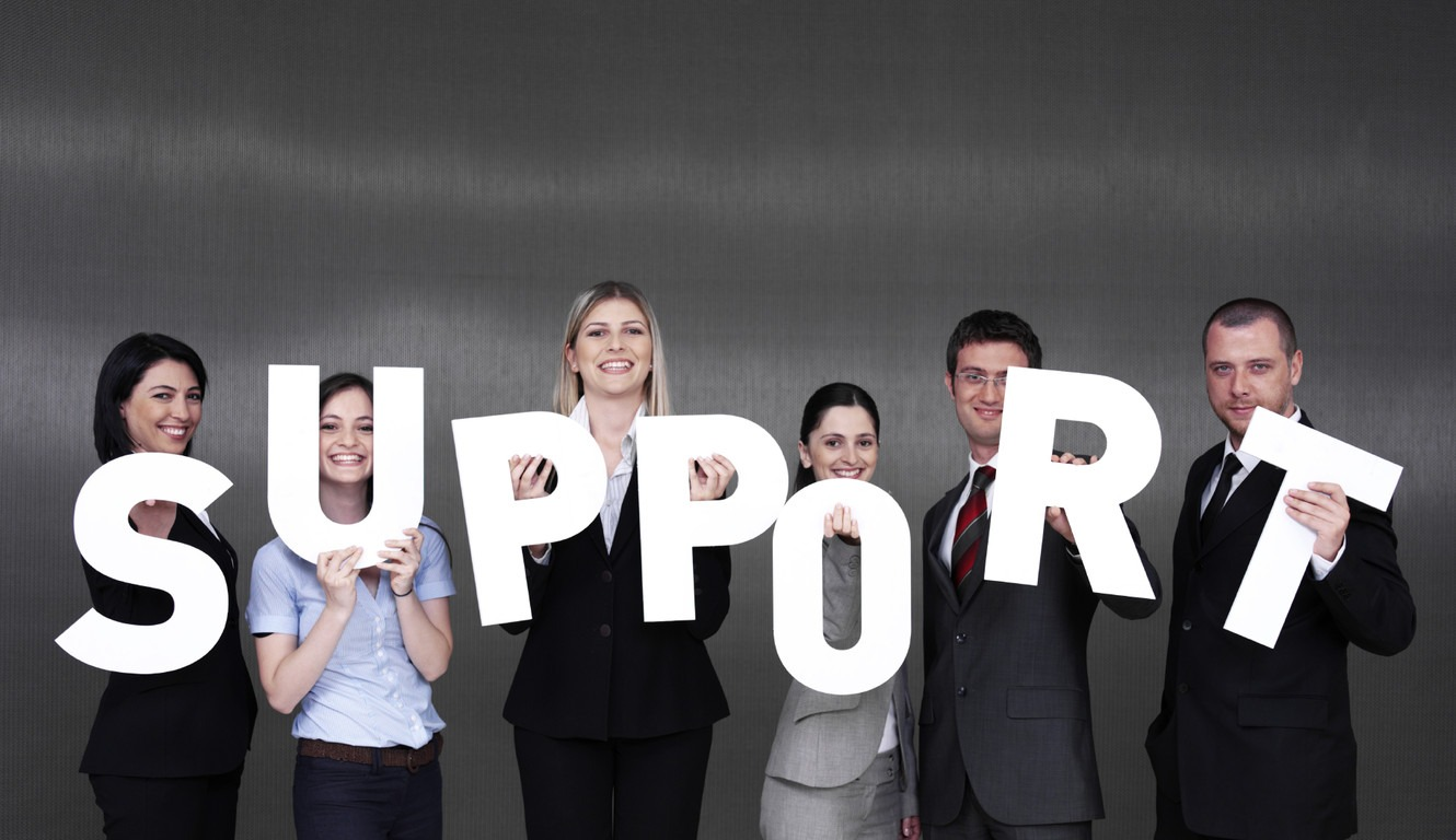 How to create customer loyalty - supporting service